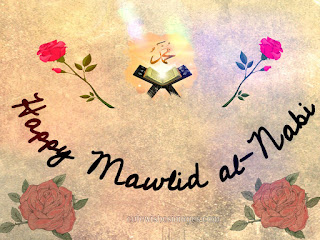 Mawlid al-Nabi messages