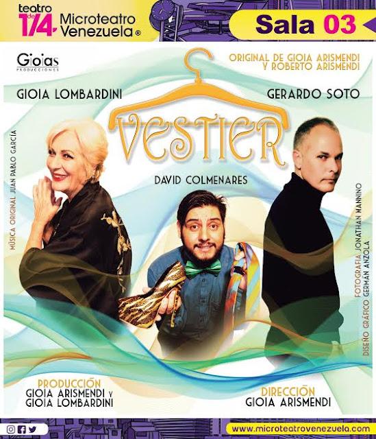 teatro 1/4 microteatro venezuela 2017