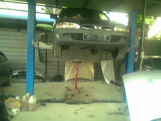 P44 Autoworks: Wira - Denso Fuel Pump