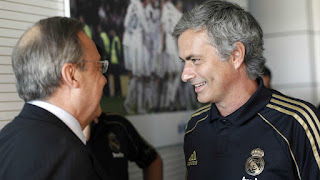 Perez might give Mourinho this opportunity