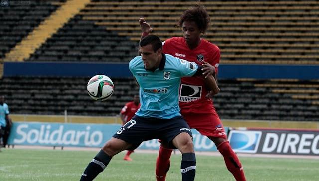U Catolica vs River Ecuador en vivo
