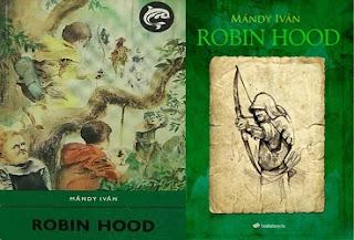 Mándy Iván Robin Hood könyv bemutatás