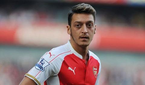 Ozil đã từ chối lời đề nghị gia hạn hợp đồng của CLB Arsenal