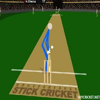 Play Stick Cricket Game