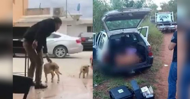 Homem que matou cachorro com uma facada é achado morto com 50 facadas