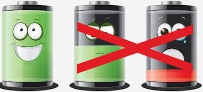 5 Cara Pintar Merawat Baterai HP Agar Awet - Pensilajaib.com