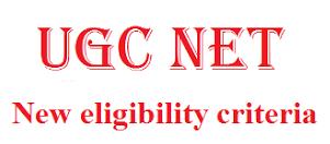 CBSE UGC NET Eligibility Criteria