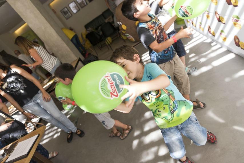 sungold-kiwi-zespri-amarillo-fruta-talleres-niños-cocina