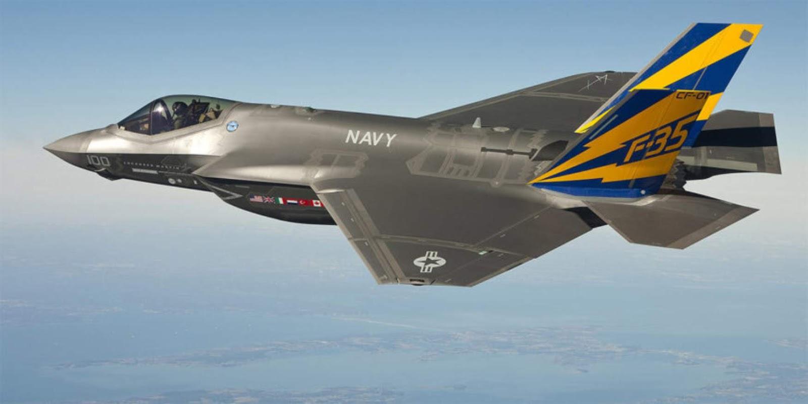 Pentagon telah menyetujui uji kinerja F-35 sebelum produksi massal