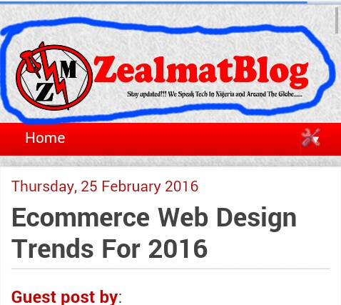 How To Add Logo To Blogger Blog