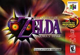 The Legend of Zelda: Majora's Mask ( BR ) [ N64 ]