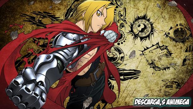 Fullmetal Alchemist Brotherhood 64 64 Audio Latino Japones Servidor Mediafire Mega
