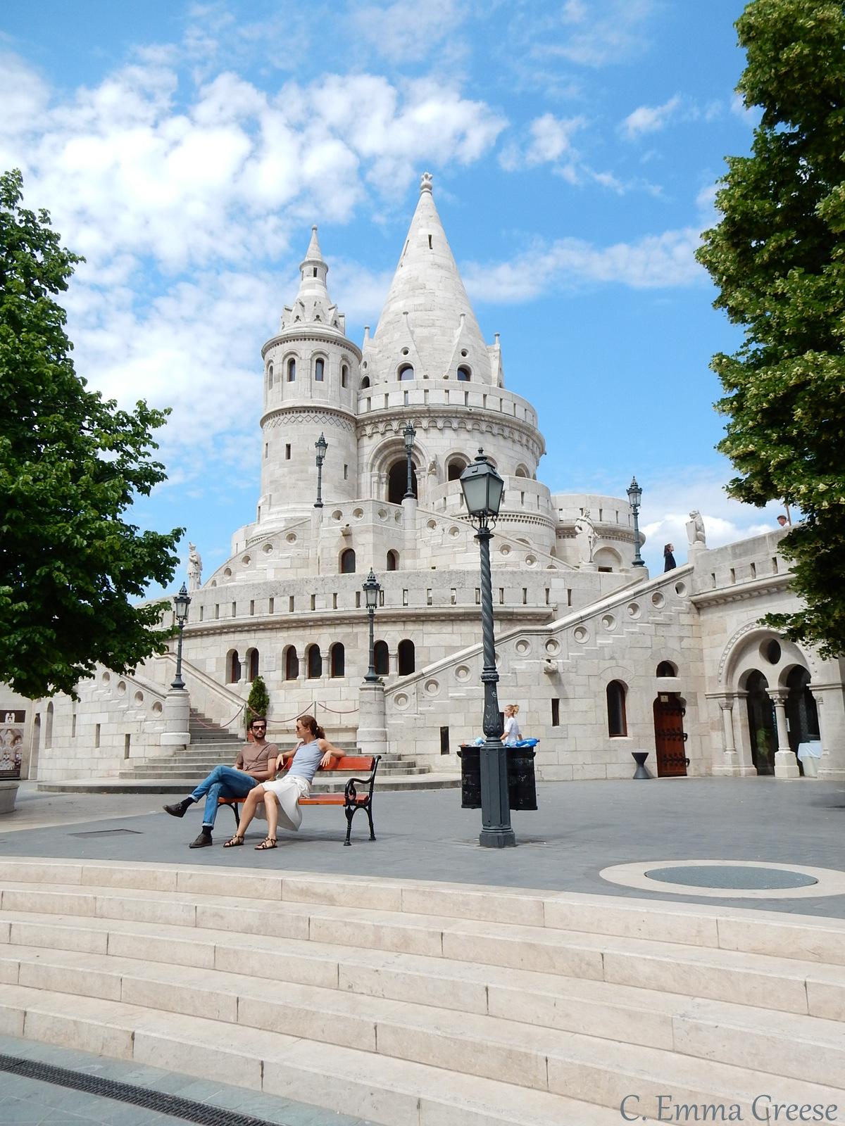 10 reasons luxury city break Fisherman's Bastion Budapest Hungary Adventures of a London Kiwi