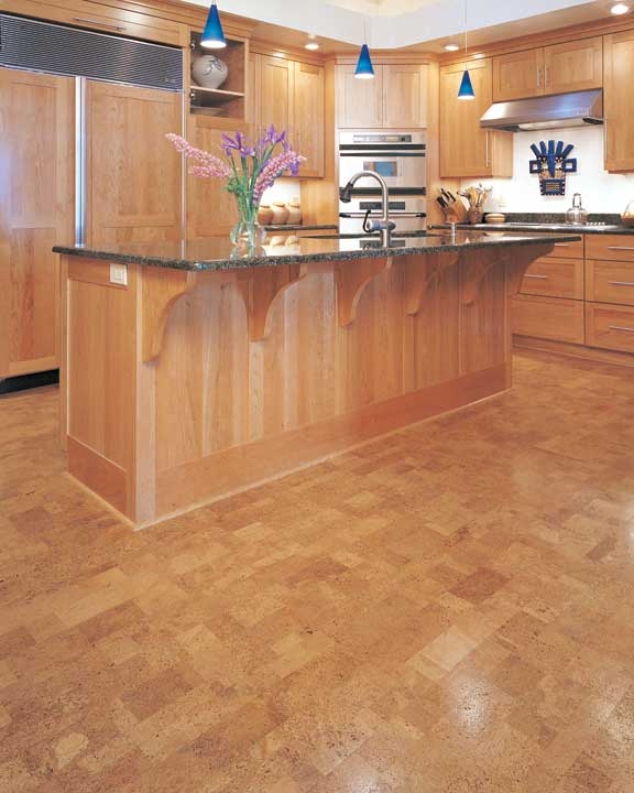 Cork Flooring-A Sustainable Alternative - Green With Renvy