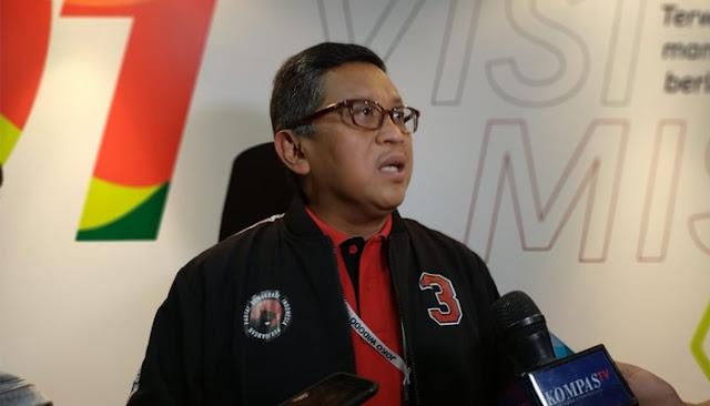 Sekretaris TKN, Hasto Kristiyanto : Jokowi Menang 5-0 dari Prabowo di Debat Kedua Capres