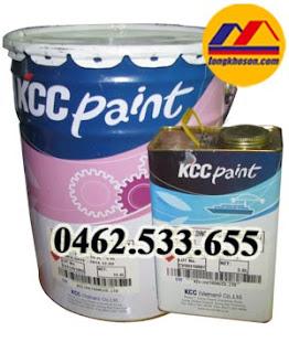 Sơn epoxy chống hóa chất KCC ET5500
