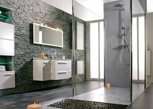 revetement sol salle de bain pas cher l 39 artisan peintre lehmanerenove. Black Bedroom Furniture Sets. Home Design Ideas