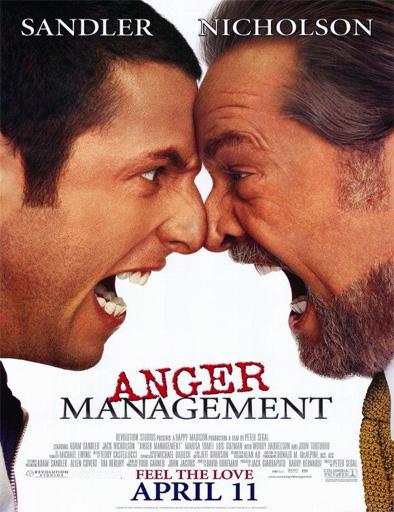 Ver Locos de ira (Anger Management) (2003) Online