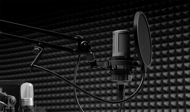 Mic Condenser Yang Bagus Untuk Recording,  Bagus Buat Youtube dan Vlog