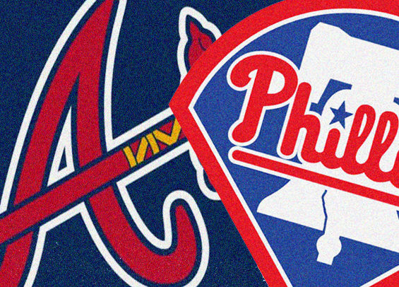 Philadelphia plays host to the Braves