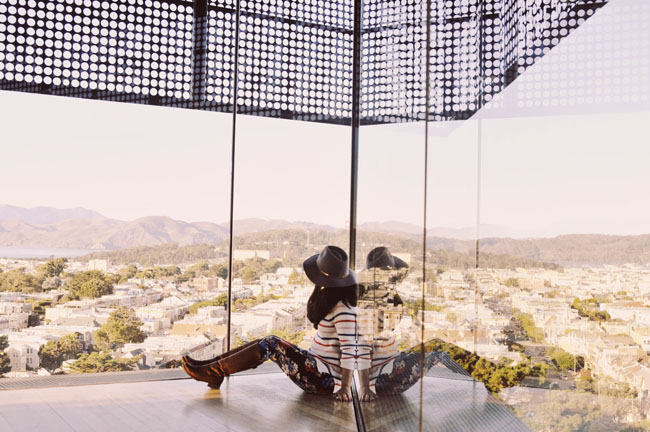 free things to do in San Francisco deyoung observatory tower