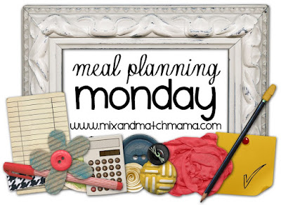 Meal Planning Monday #87
