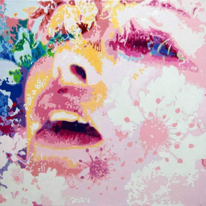 Молодая корейская художница. Hazzi Artist