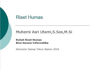 presentasi download ppt, ppt riset humas, presentasi riset humas