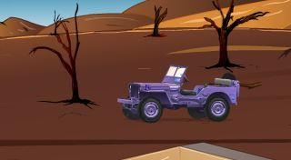 KnfGame Escape From Desert Using Helicopter