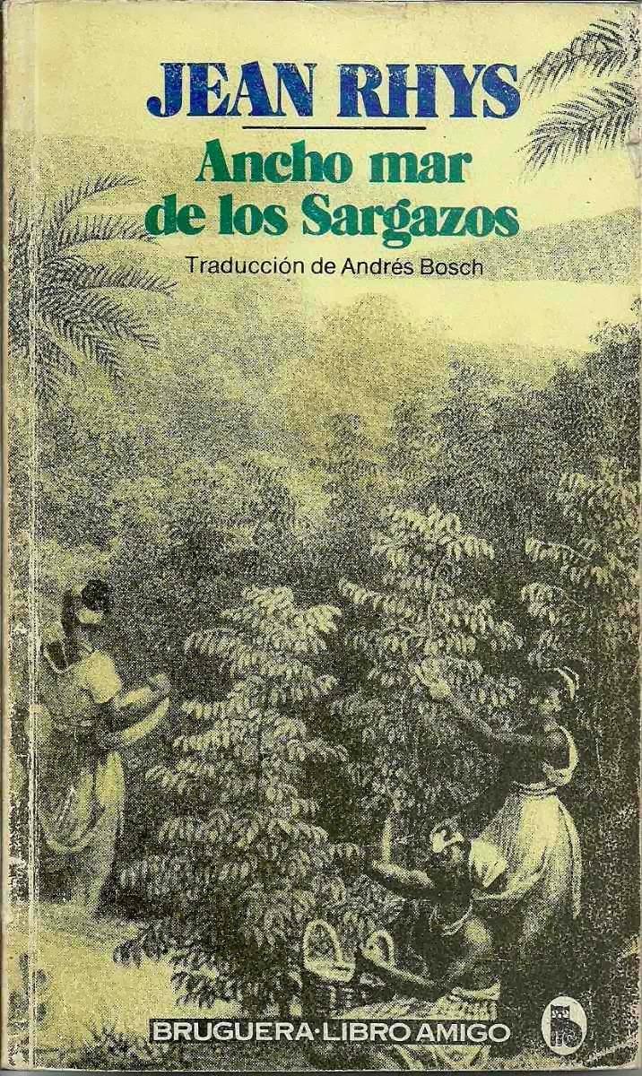 Ancho mar de los sargazos, Jean Rhys