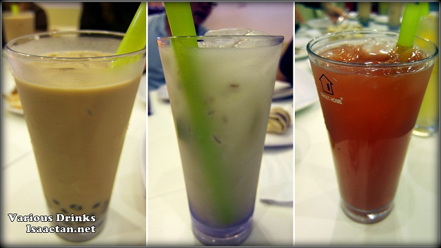 Drinks at Pick Me Up Kuchai Lama