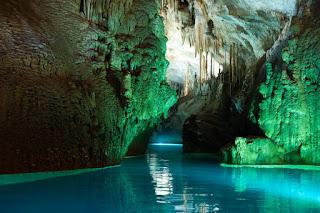 La Gruta de Jeita en el Líbano - maravilla natural