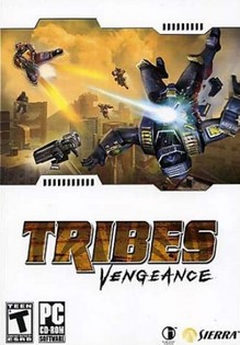 Tribes Vengeance PC Full
