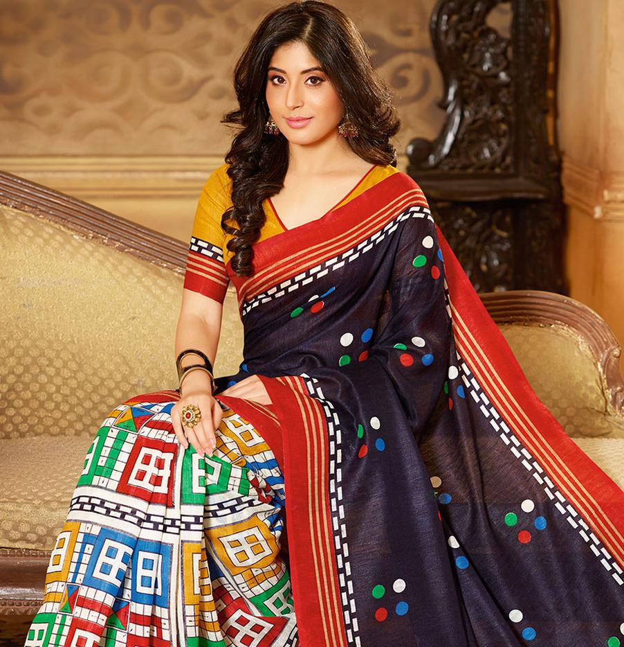 a726fba0070e6c V Neck Blouse Designs I Deep Neck Blouse designs, patterns for saree,  wedding lehengas .