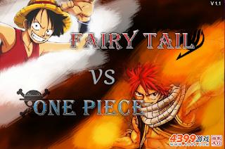Game Hội Pháp Sư 1.1 - One Piece Vs Fairy Tail 1.1