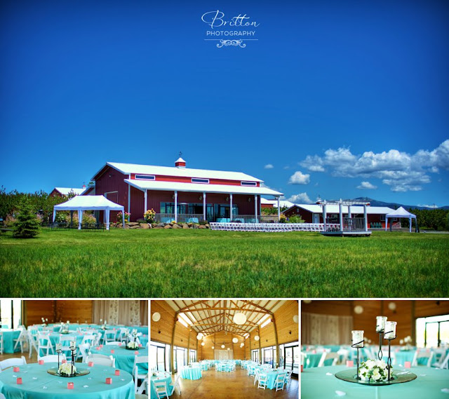 Green Bluff Wedding Venues