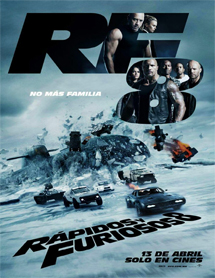 Rápidos y Furiosos 8 (2017) subtitulada