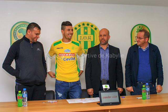 JSK - Transferts : Kebari Mohammed Amine signe pour 3 ans