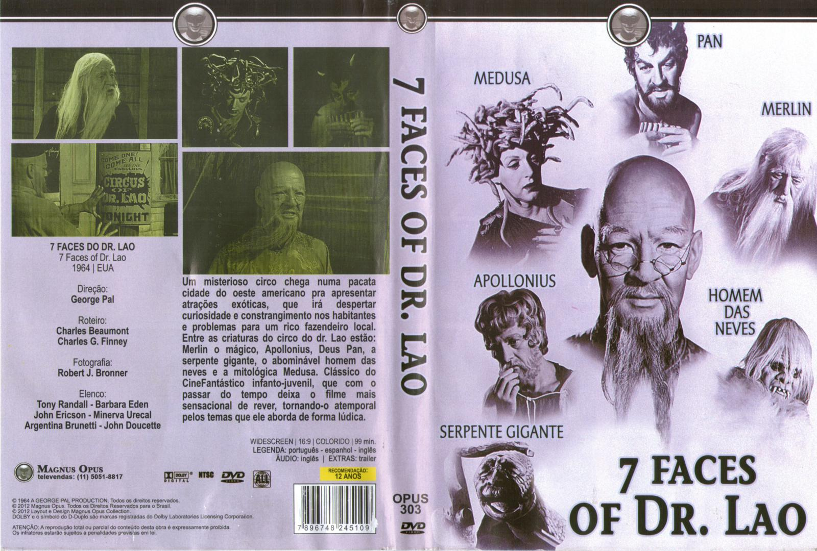 7 Faces Of Dr Lao Dvd Front Royal Va Lodging