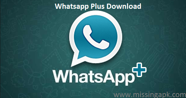 Whatsapp Plus-www.missingapk.com