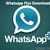 Whatsapp Plus Download New Version For Android   Whatsapp Plus Latest 2018