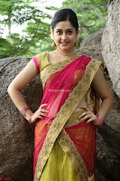 Actress Ronika in Red Saree ~  Exclusive celebrities galleries 035.JPG