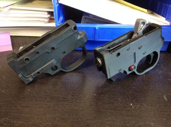 TINCANBANDIT's Gunsmithing: 10/22 Replacement Receivers