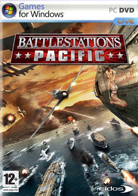 Battlestations Pacific PC Full En Español