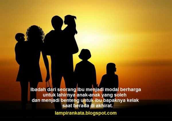 Kata Kata Bahagia Bersama Suami Dan Anak