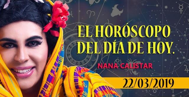 Horóscopo del Día - Viernes 22 de Marzo.