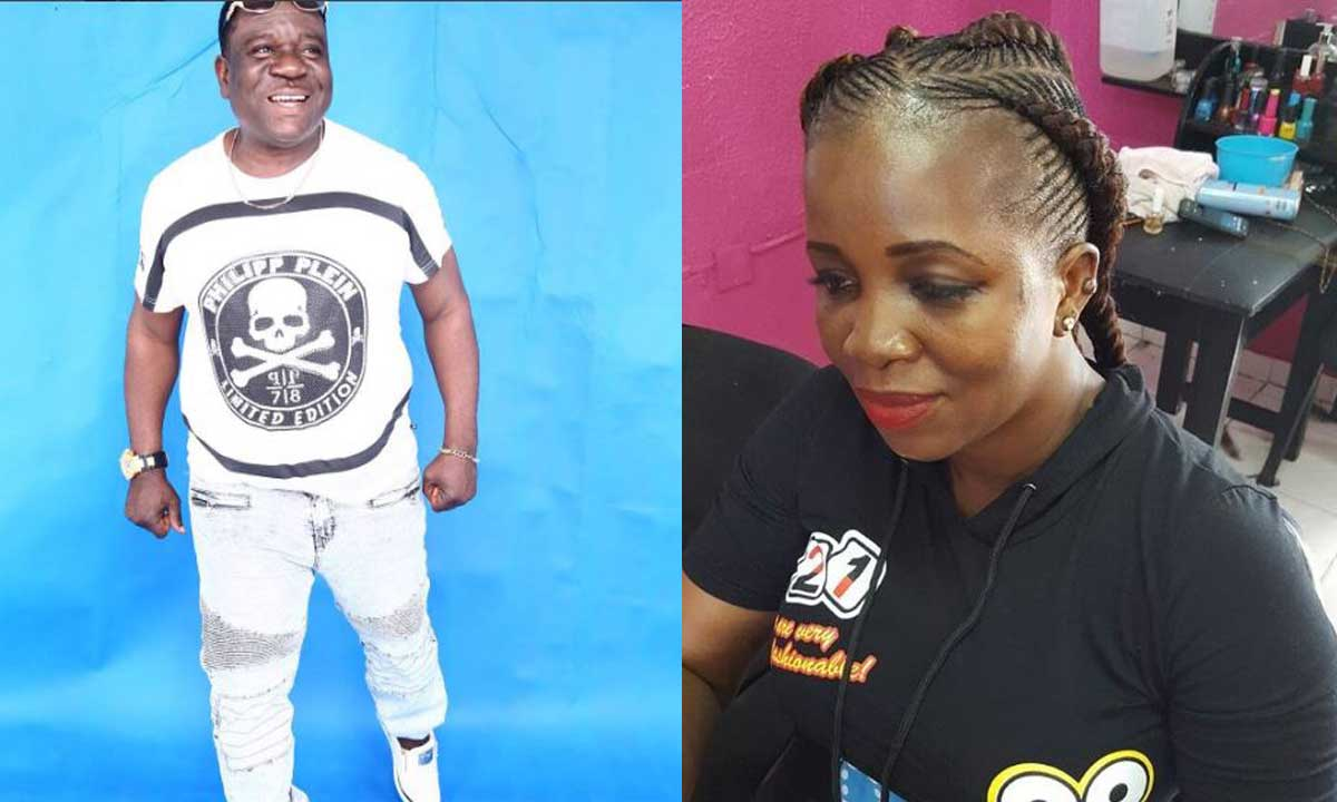 Nollywood actor, John Okafor better known as Mr Ibu, is not talking about Nollywood and its challenges anymore as he has now focused his attention more on his family.
