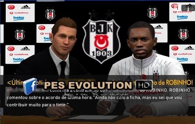 PES 2017 Press Room Beşiktaş J.K. by PES Evolution HD