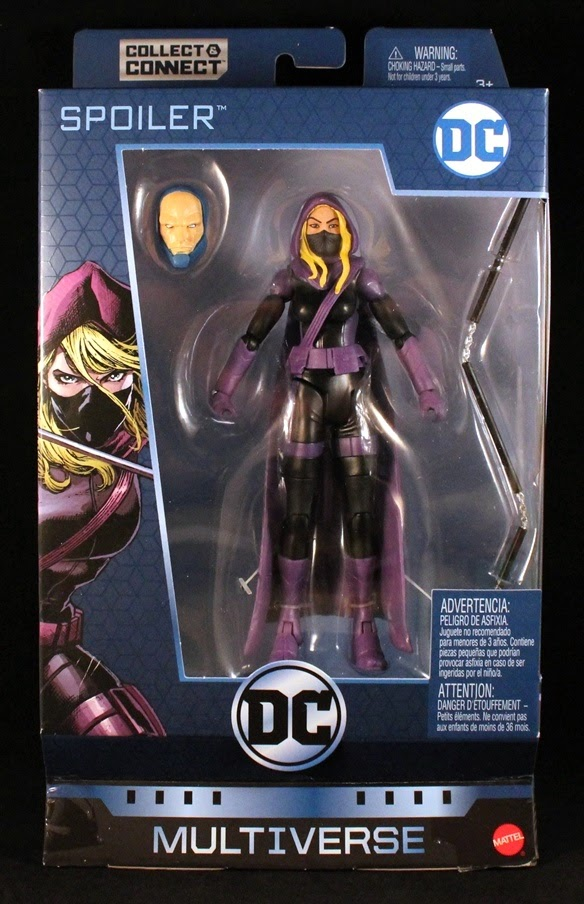 she s fantastic dc multiverse stephanie brown as spoiler