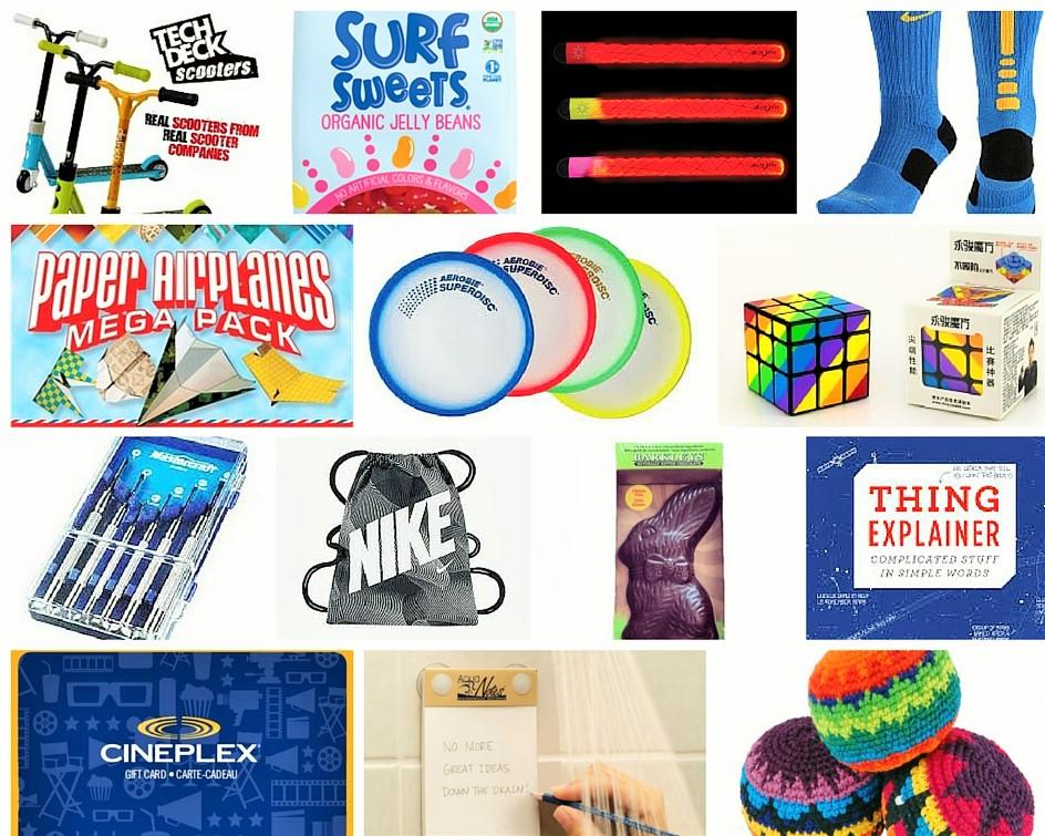 Tween gifts ideas eskayalitim pocketfuls easter basket ideas for tween teen boys negle Gallery